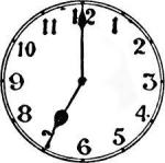 7 óra van.